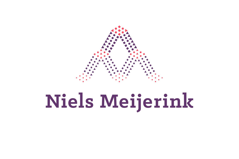 Huisstijl Niels Meijerink Communicatie, logo | Studio Index